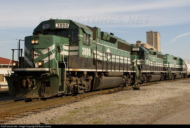 RailPictures.Net Photo: PAL 3800 Paducah & Louisville Railroad EMD GP38-2 at Louisville, Kentucky by Bryan Jones