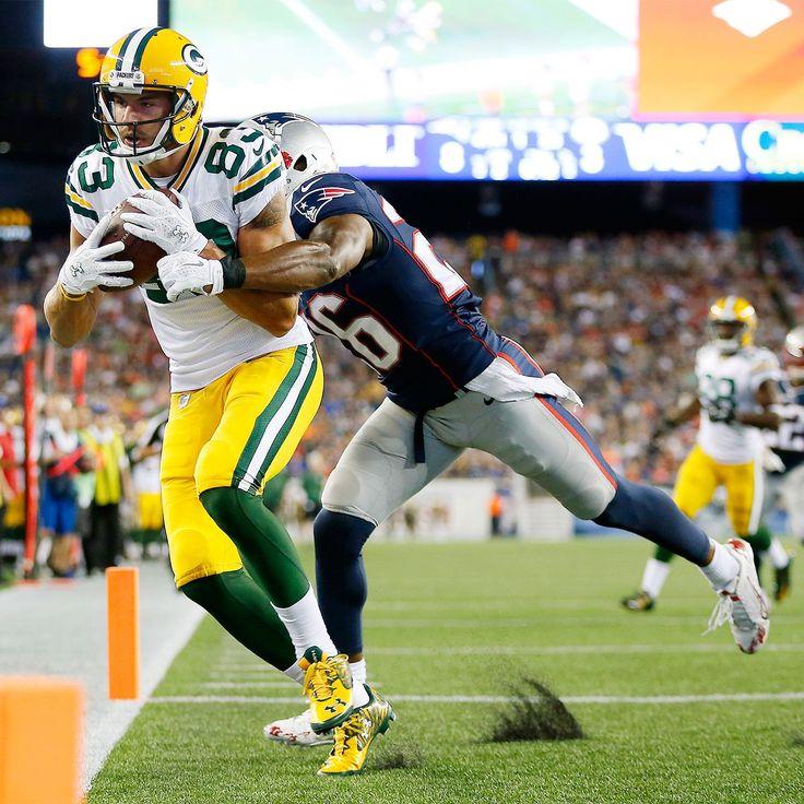 Green Bay Packers Preseason Scores   All Jeff Janis does is catch (preseason) touchdowns - Green Bay ...