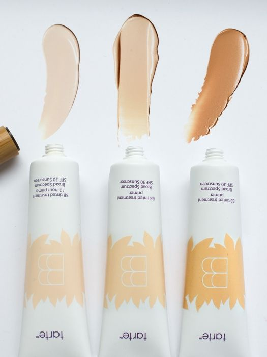 BB tinted treatment 12-hour primer SPF 30 from tarte cosmetics
