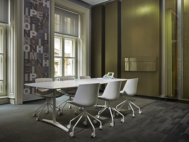 Basic Collection, Oppenheim Budapest #design #interior #office #budapest #chair #conference #meeting #hungary