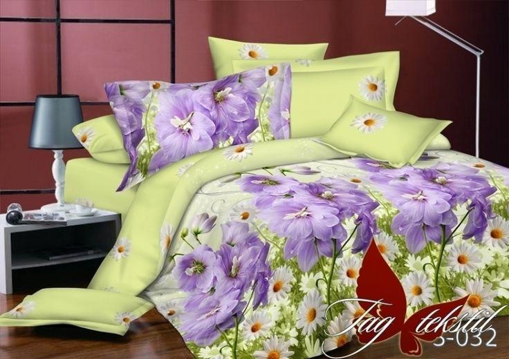 Комплект постельного белья с комп. S032