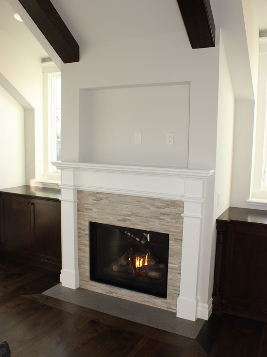 19 Best Images About Fireplace And Surround Tile Ideas On Pinterest In Pictures Mantels And