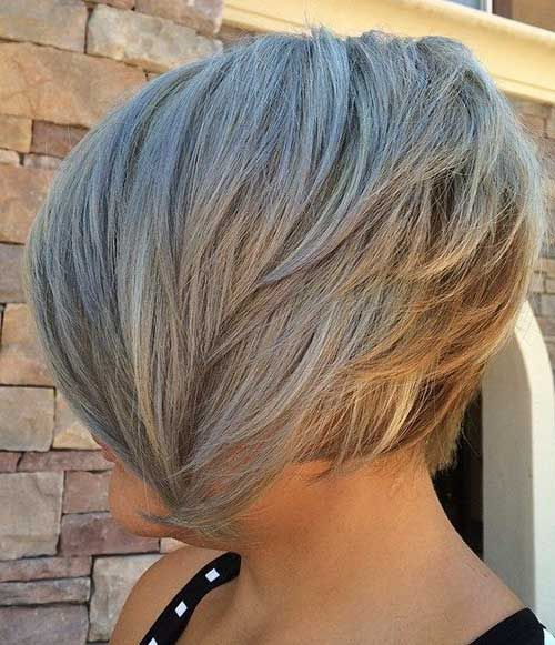 Outstanding Graduated Bob Hairstyles | Bob Hairstyles 2015 - Short Hairstyles for Women
