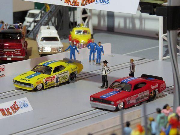 Snake Vs Mongoose Ho Slot Car Style Slot Car Drag Racing Slot Cars Ho Slot Cars