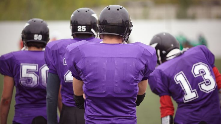Do your kids play football? Long-term Effects of Concussions in Football Have to Be Prevented #sports