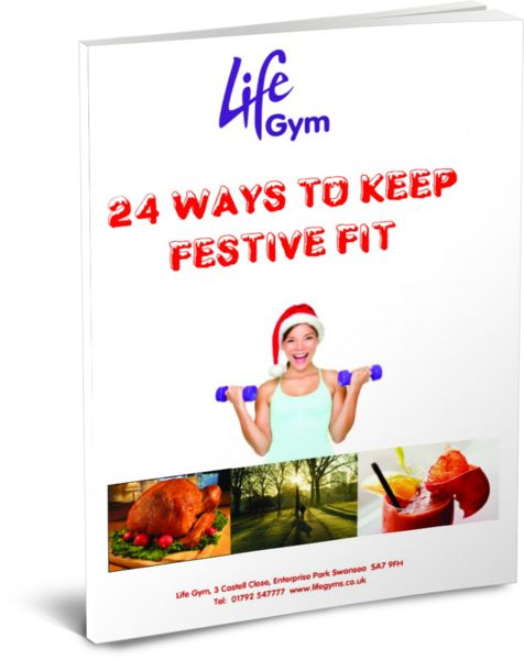 A free ebook showing you how to keep fit and healthy whilst still enjoying all the fun and frolics that the festive season brings.   www.lifegyms.co.uk