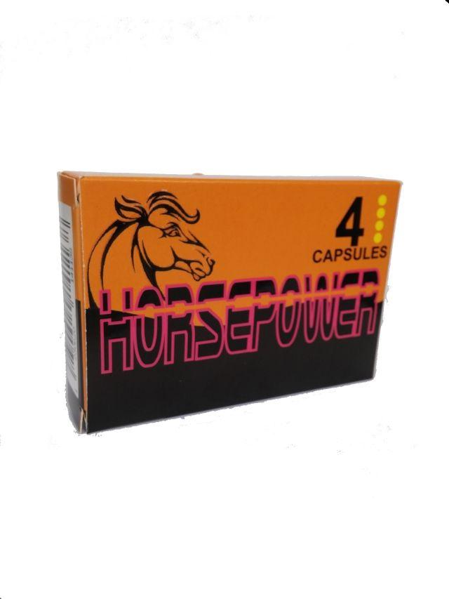 Horse Power potencianövelő erős, mint a ló rúgása. Kemény erekciója lehet és hosszabban is bírhatja a szexuális aktusokat