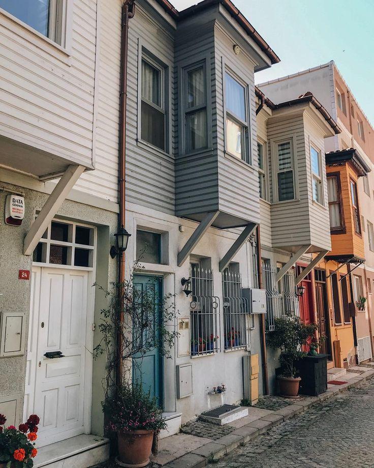 Kuzguncuk, Istanbul, Köy evi, Sokak, Tarihi evler