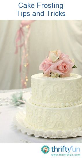 This guide contains cake frosting tips and tricks. There are things you can do that can make icing cakes easier.