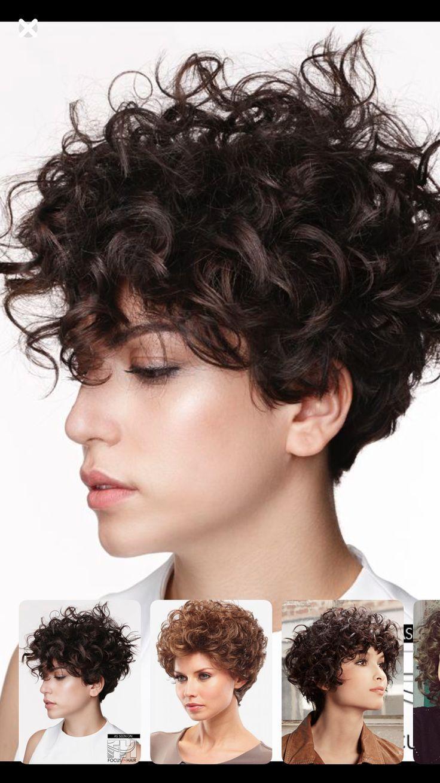 Zu Kurz New Ideas Kurzhaarfrisur Locken Kurze Haare Frisur Ideen Frisuren Kurze Graue Haare