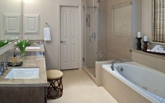 Distribuci n de ba os cuadrados ba os pinterest blog for Bathroom design 3x2