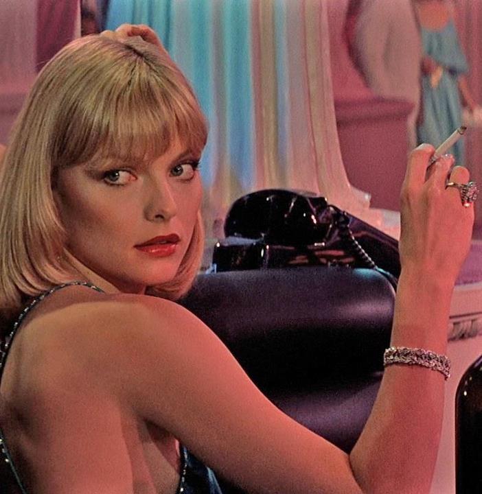 Michelle Pfeiffer - Scarface (1983)