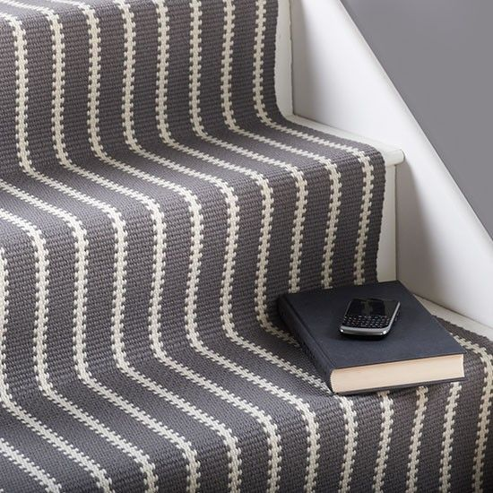 Mississippi Stripe stair runner from Crucial Trading | Stair runners | housetohome.co.uk