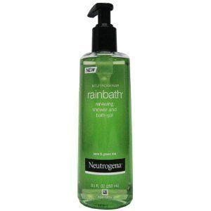 Neutrogena Rainbath Renewing Shower And Bath Gel Pear And