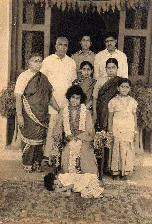 Sai Baba Family