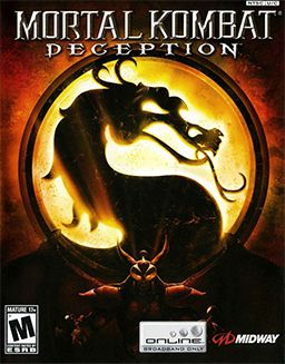 Mortal Kombat: Deception. My first Bloody MK love! That chess too though!!!!