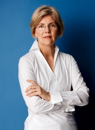 """Elizabeth Warren: On why it's our AMERICAN duty to pay it forward. """"There is nobody in this country who got rich on their own. Nobody. You built a factory out there - good for you. But I want to be clear. You moved your goods to market on roads the rest of us paid for. You hired workers the rest of us paid to educate. You were safe in your factory because of police forces and fire forces that the rest of us paid for. You didn't have to worry that marauding bands would come and seize…"""
