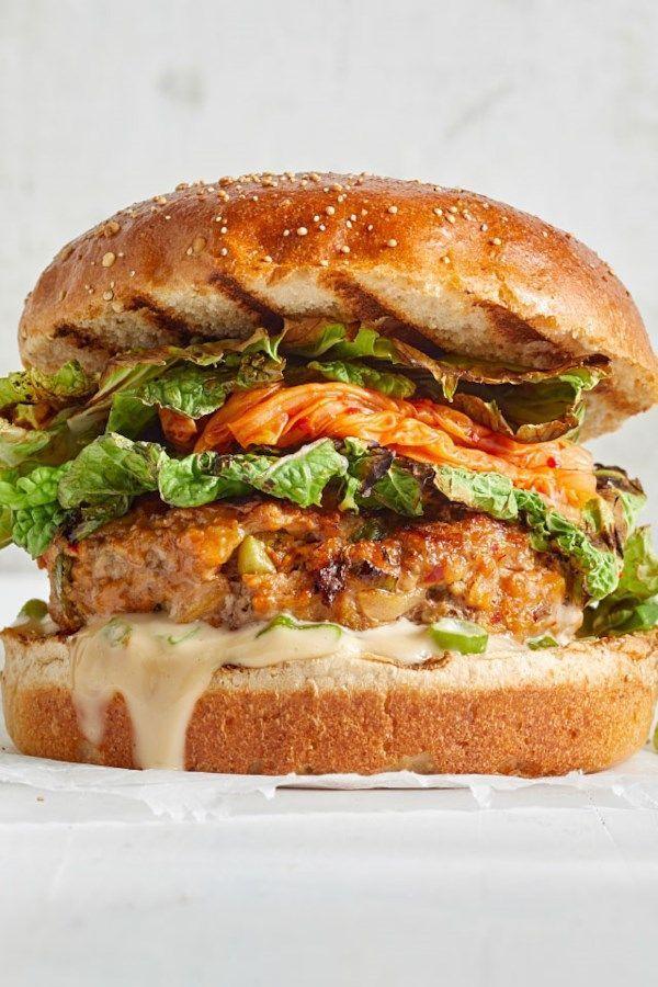 Dieses Burger-Rezept mit Rindfleisch für Schweinefleisch … – Suppe …