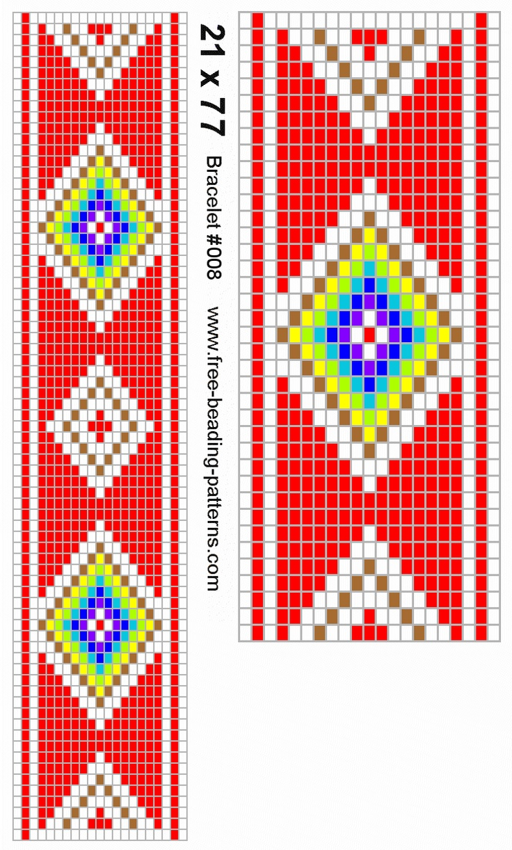 161 best loom patterns images on bead