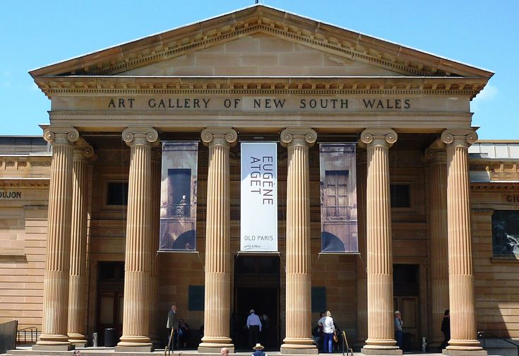 #NSW Art Gallery, #Sydney