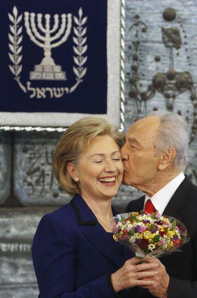 Shimon Peres, une vie en images