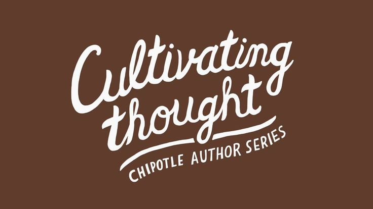 Cultivating Thought Author Series