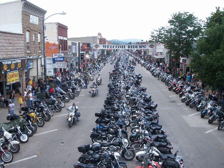 Sturgis Motorcycle Rally1996 | bike rally was held on august 14 1938 the first sturgis bike rally was ...