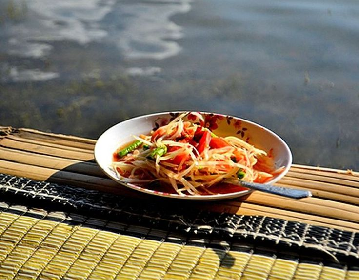 Try the Most Popular Salad in Thailand: Som Tam!