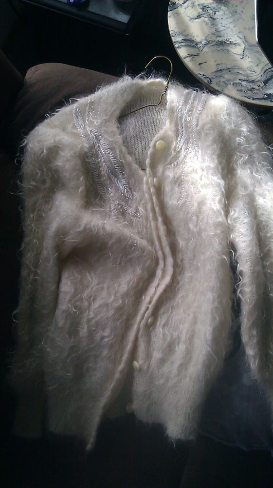 Vintage Mohair Sweater 105