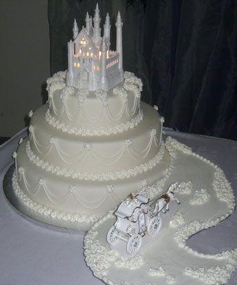 Fairytale Castle Cake 3