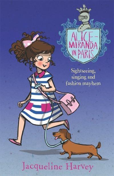 Latest Alice-Miranda book (in Paris!) by Jacqueline Harvey!