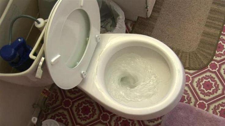 1000 id es propos de toilettes propres sur pinterest nettoyage de lunett - Desodorisant pour toilette ...
