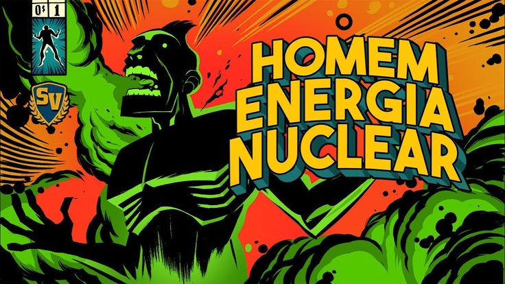 Liked on YouTube: O HOMEM ENERGIA NUCLEAR