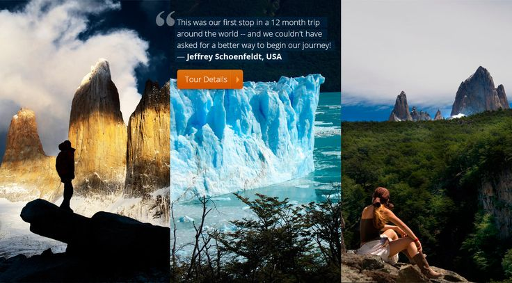 patagonia 8 days united