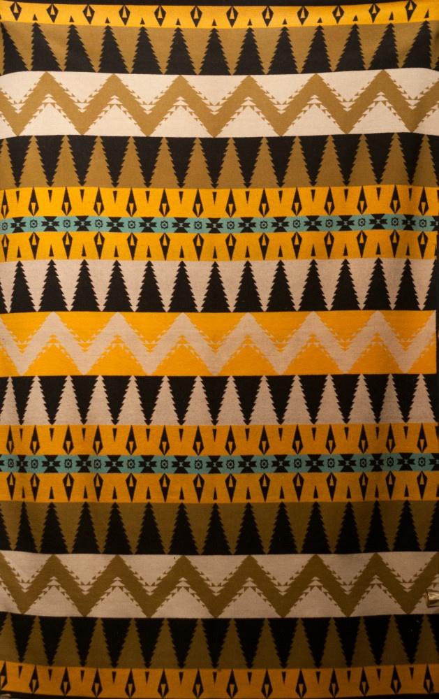 Pendleton Vintage Blanket Ca: 1920's
