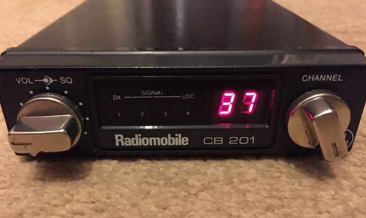 Radiomobile 201