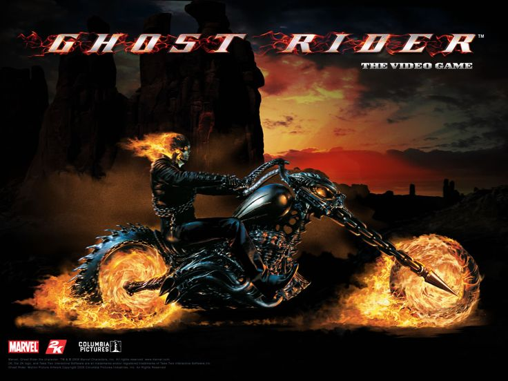 Fondo Ghost Rider The Video Game  http://www.liannmarketing.com/playstation