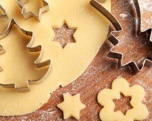 Nigella Lawson's cinnamon biscuits. Great ratings.