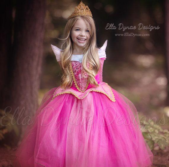 HALLOWEEN DELIVERY W/RUSH_PURCHASE Sleeping Beauty Aurora