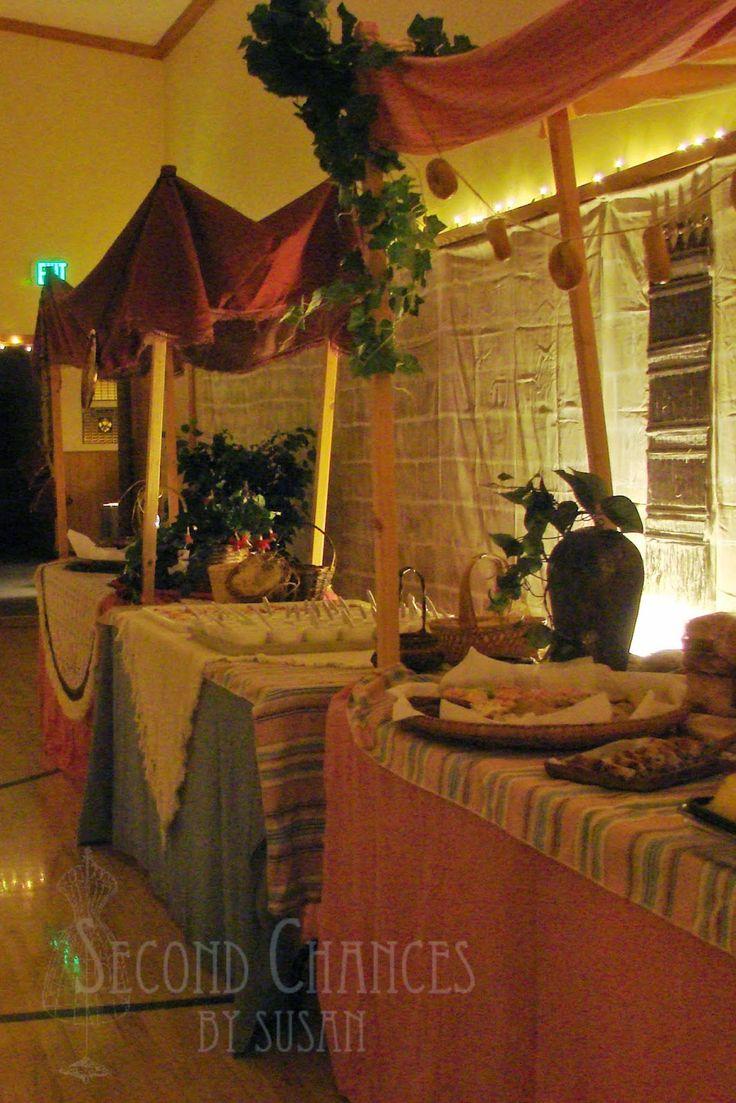 A Night in Bethlehem Church christmas party, Bethlehem