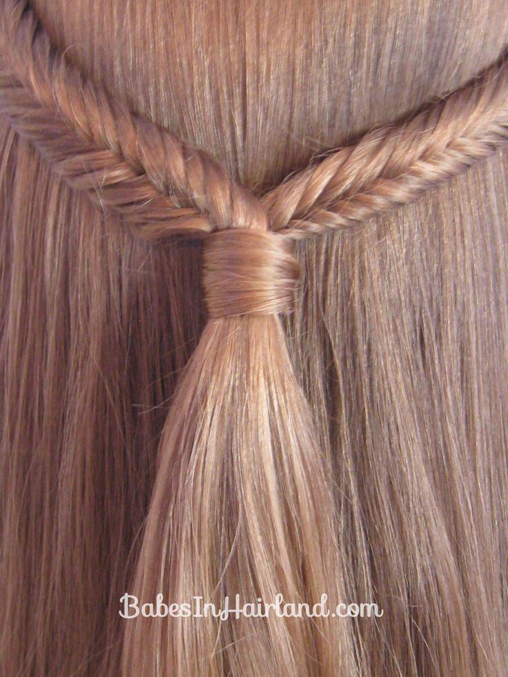 Fishbone Braid Pullback