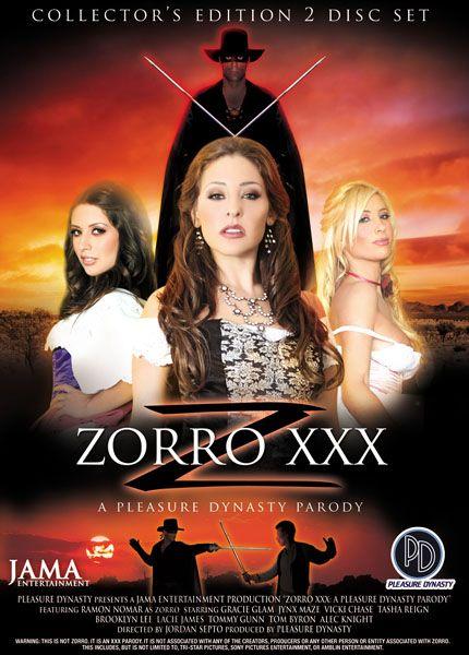 Zorro Porn 95
