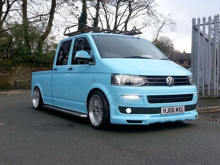 VW T5 Doka