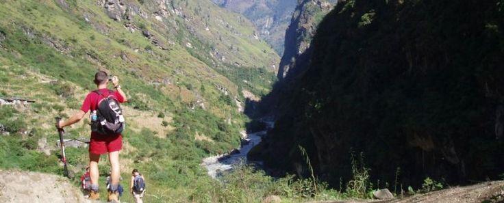 NEPAL. Trekking tour de los Annapurnas 18 días » Tuawo
