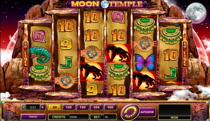 Moon Temple Automaten Spiel von Amaya Gaming - errate die Geheimnisse des Monds. Online kostenloses Spiel mit Bonus Spiel - Moon Temple ist alles was du brauchst!