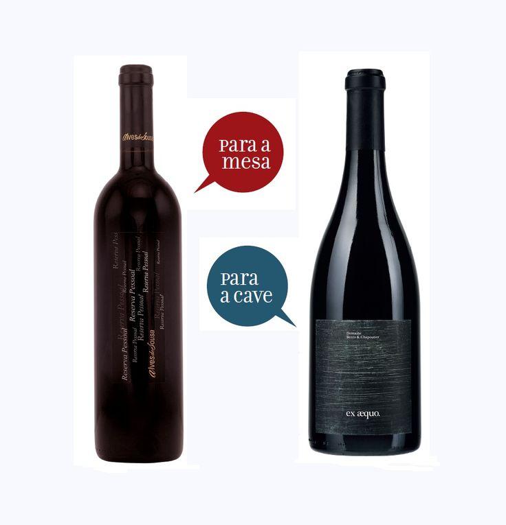 Alves de Sousa Reserva Pessoal e Ex-aequo. #revistadevinhos #vinho #gastronomia #portugal