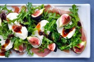 This salad is to die for! It can be served as an entrée or main. Also, it's perfect to serve at a dinner party or take to a BBQ. What to do:1/4 cup store-bought fig compote or jam 8 slices prosciutto 4 cups [...]