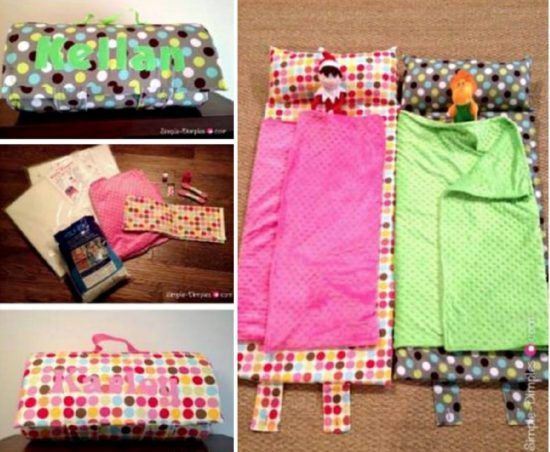 Nap Mat Pattern Very Easy DIY Video Instructions