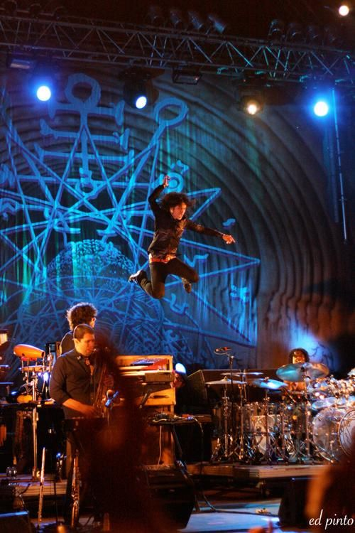 Picture of The Mars Volta — live @ Paredes de Coura, Portugal [August 2nd, 2008]