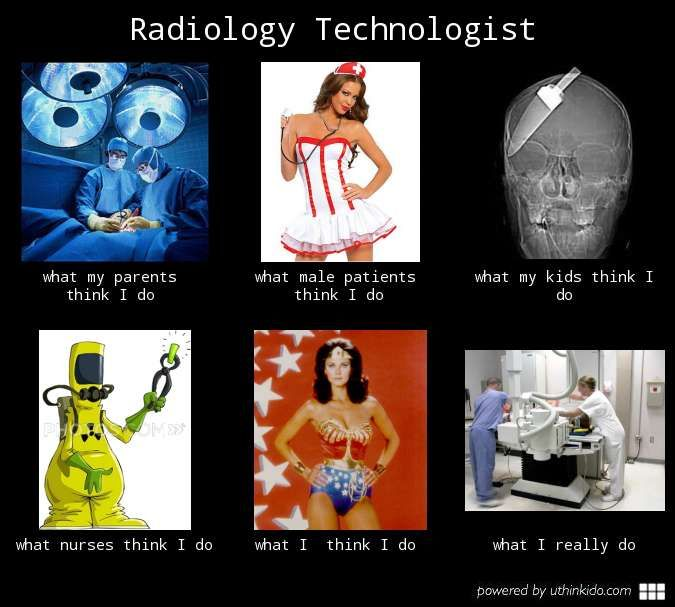 Radiology Technician what subjects would you need to study in college to get in
